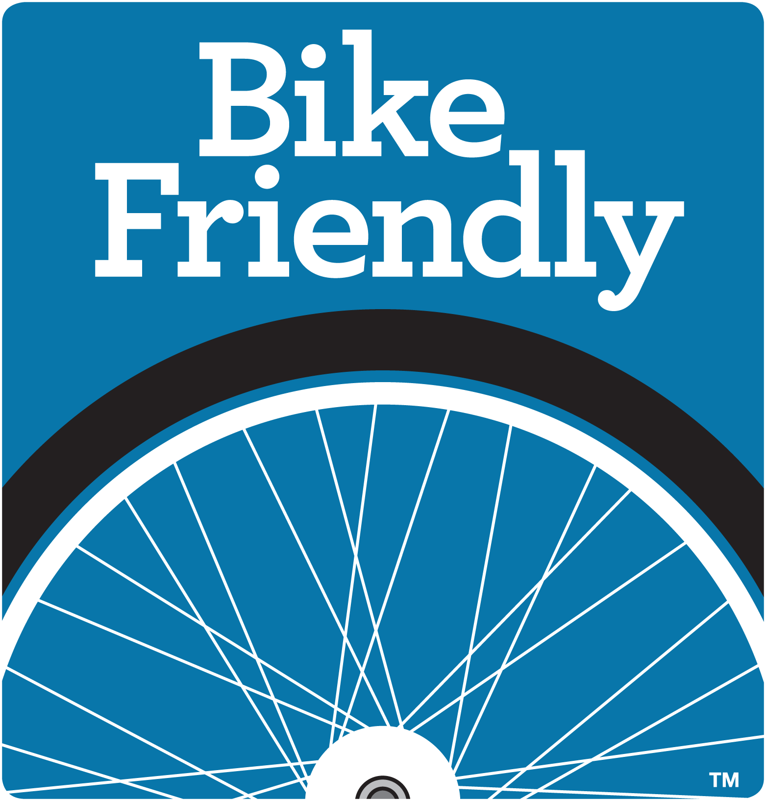 Bike Friendly Business Logo