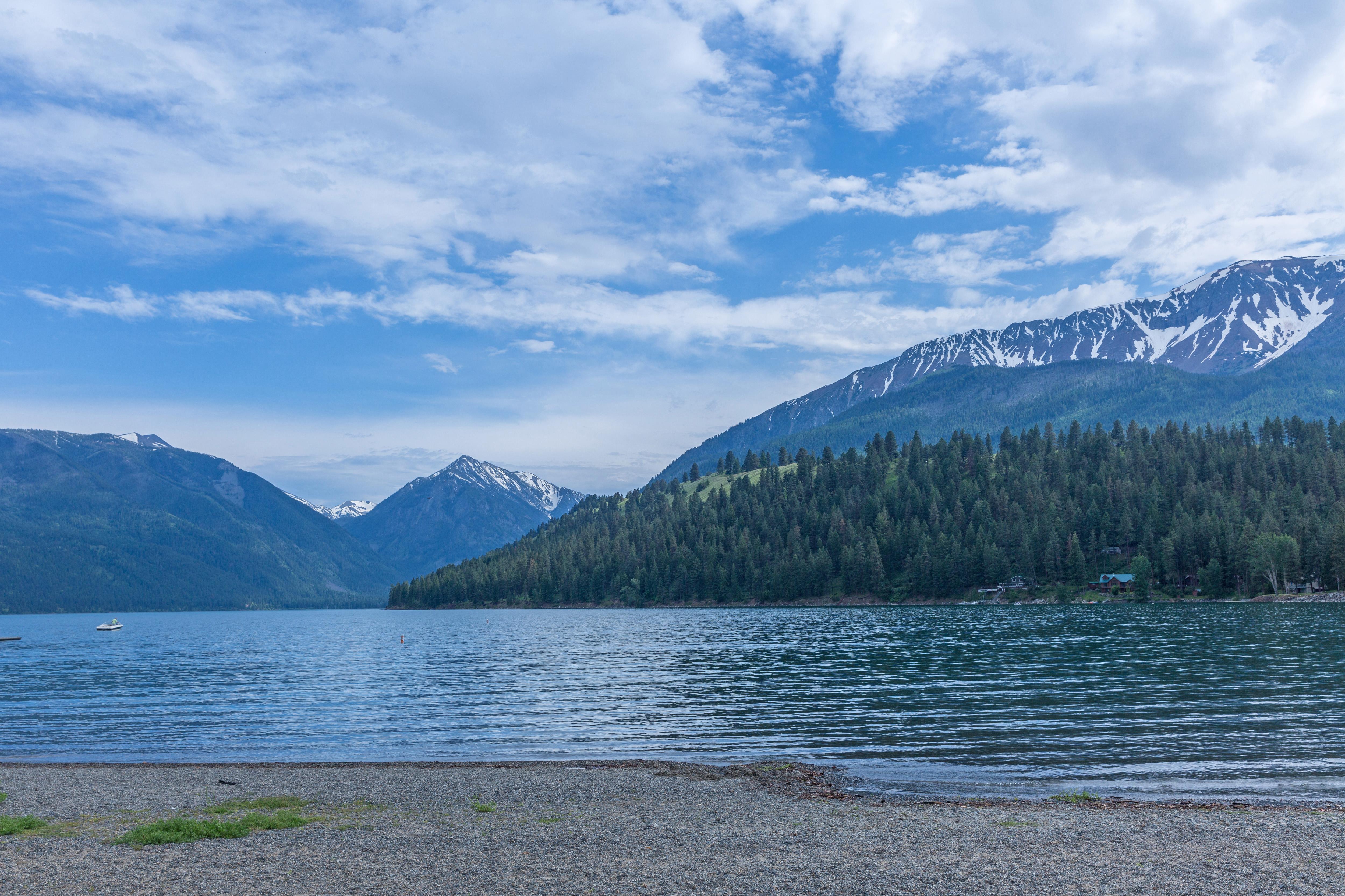 Photo of Wallowa Lake in Joseph, OR